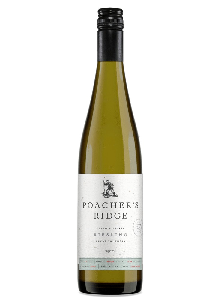 Poacher's Ridge Riesling 2017