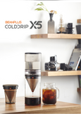 COLD DRIP X5 - Best Ice Drip Coffee and Tea Maker