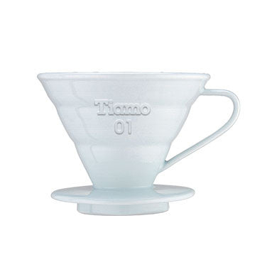 Tiamo Ceramic Coffee Dripper - V01