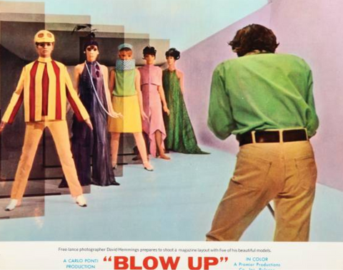Blow Up Film Review Flare Street