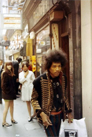 I Was Lord Kitchener's Valet Jimi Hendrix