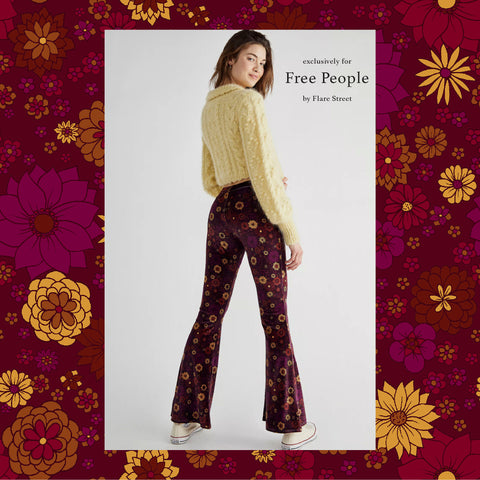 Montana Flare Street Exclusive Free People Flares