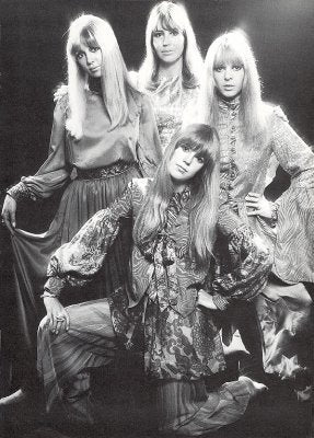 Pattie Boyd Flare Street Beatles Wives The Fool