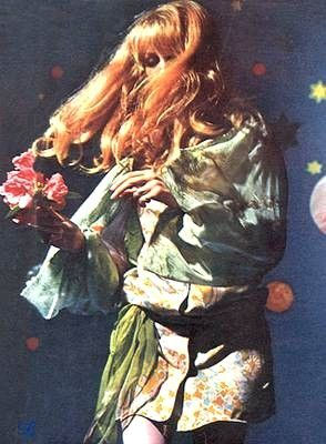 Pattie Boyd Flare Street The Fool