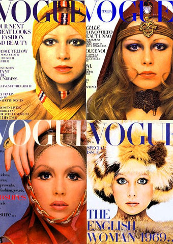 Pattie Boyd Flare Street Vogue Covers