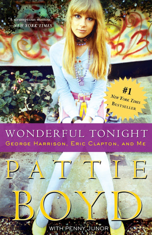 Pattie Boyd Flare Street Wonderful Tonight