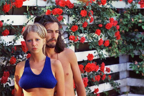 Pattie Boyd Flare Street George Harrison