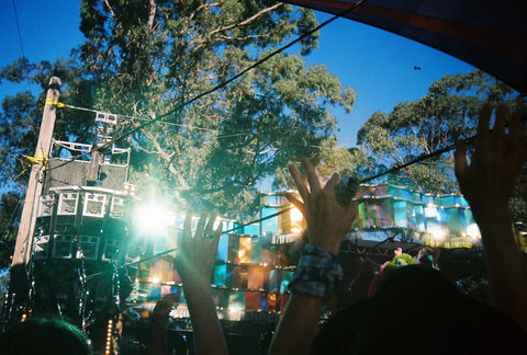 Rainbow Serpent Stage