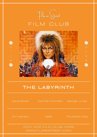 The Labyrinth Flare Street