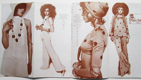Biba Catalogue 1966 Church St