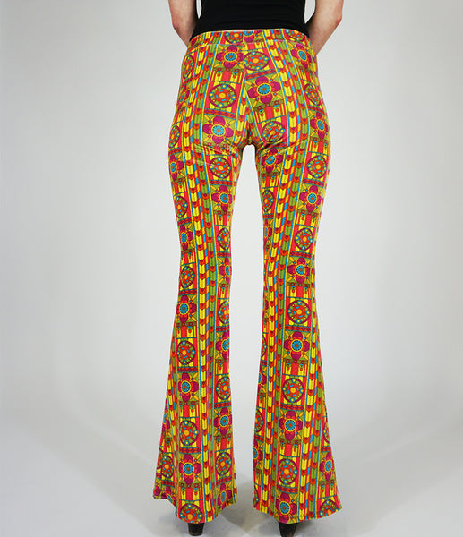Chiara Velvet Flares - Lollipop Exclusive Design