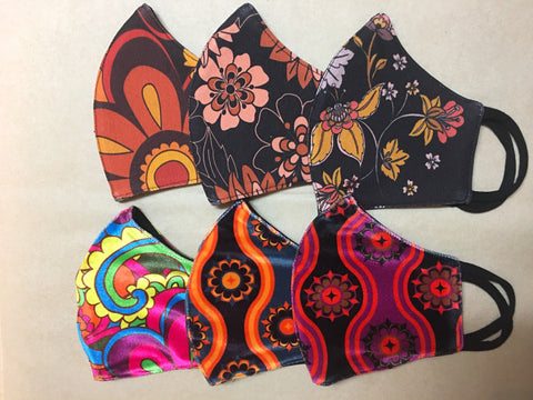 Face Masks - Reversible & Recycled Design