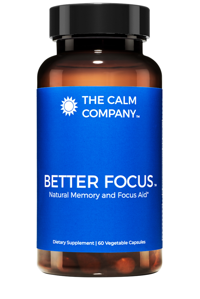 better focus brain support