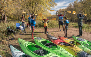 Plan The Perfect Group Kayaking Adventure