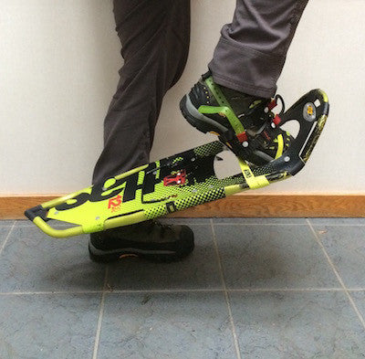 Fixed Snowshoe Binding