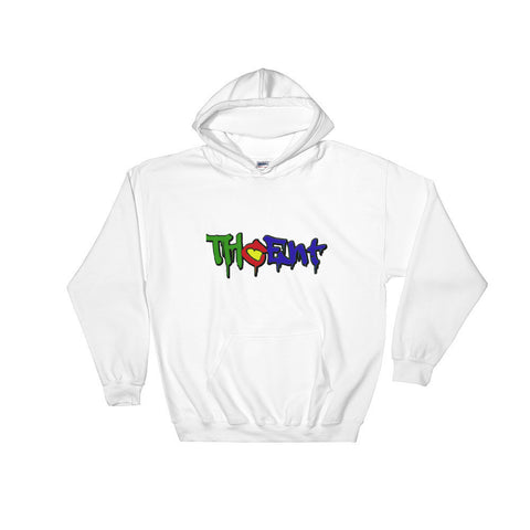 303zTreez Hoodies White / S THC Ent Co Love hoodie (Front Print)