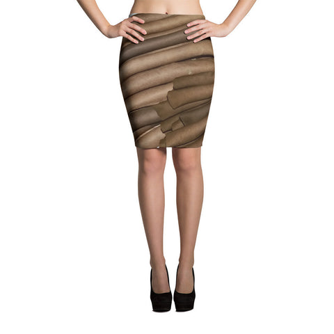 303zTreez Skirts XS Bluntz For Daze Cut & Sew Pencil Skirts