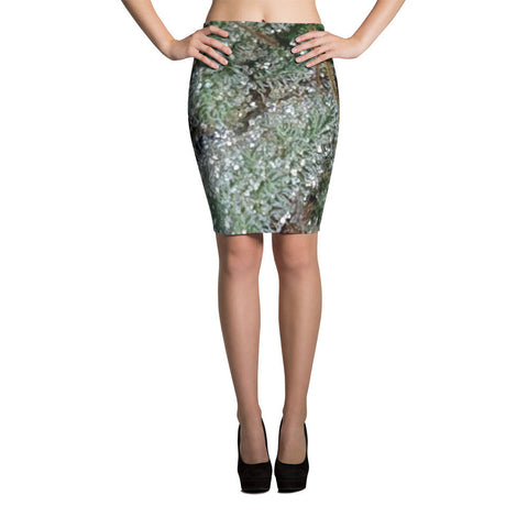 303zTreez Skirts XS Jewelry Store Dank Pencil Skirts (GG4)