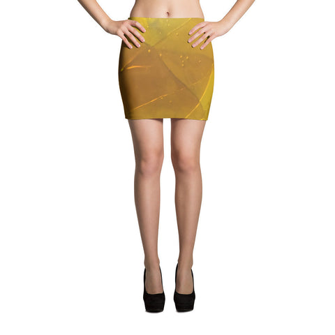 303zTreez Skirts XS ShatterDaze 710tm Sublimation Cut & Sew Mini Skirts
