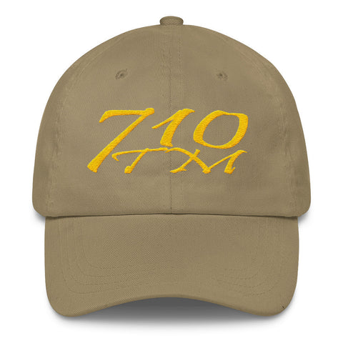 710tm Dad Caps Khaki 710tm Classic Dad Cap