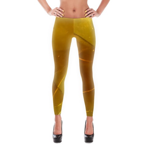 710tm Leggings XS ShatterDaze 710tm (bootyprint logo) Leggings