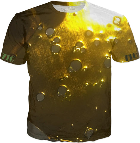 710tm T-Shirts Bubbles 710tm Sublimation All Over Print Tee