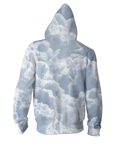 Classics Hoodies HIGH up in the Clouds Zip-Up Hoodie