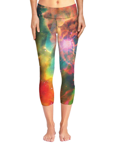 Classics Yoga Pants Bespin Capri Yoga Pants