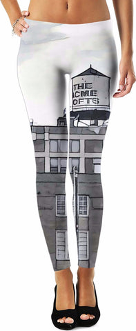 MrEz Leggings Acme Lofts Leggings