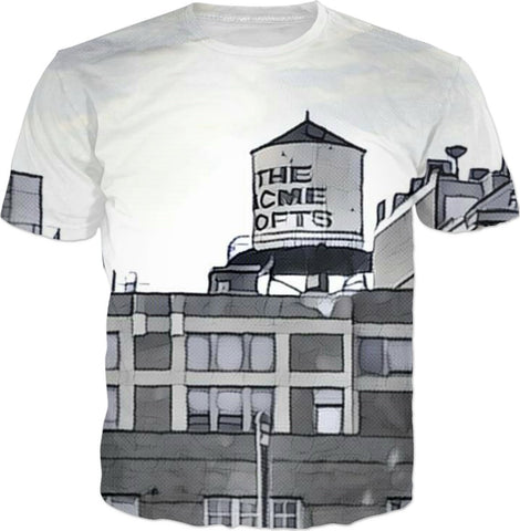 MrEz T-Shirts Acme Lofts All Over Print T shirt