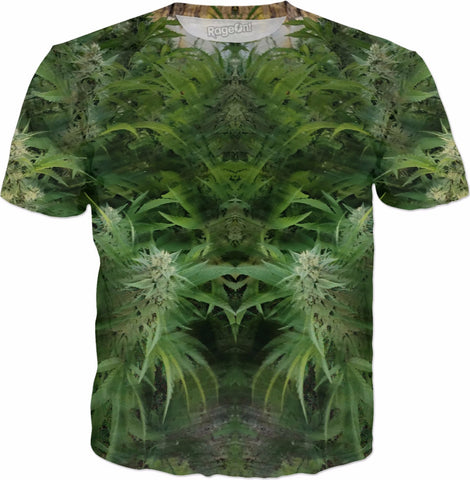 MrEz T-Shirts Herbin Jungle All Over Print Tee