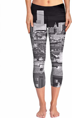 MrEz Yoga Pants Capital City Yoga Pants