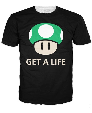 OMGWTF T-Shirts Get a Life T-Shirt