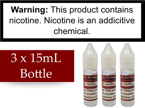 15mL Sample Pack (3 Bottles)