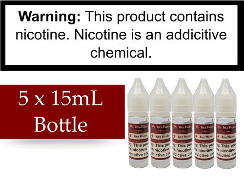 15mL Sample Pack (5 Bottles)
