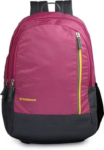Aristocrat Pep 03 Purple Backpack - adventurzz - 1