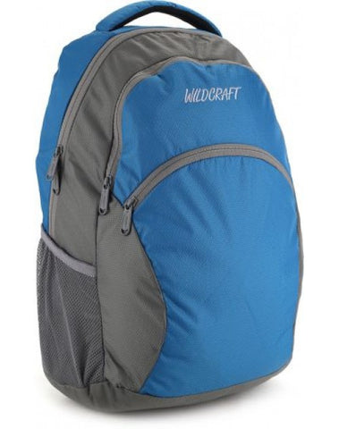 Wildcraft Ace Blue Backpack - Adventurzz.com