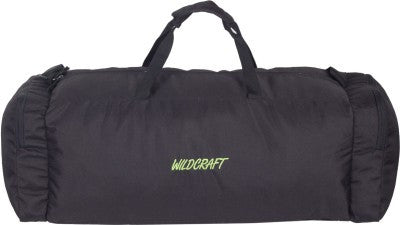 Wildcraft Power Black Duffel Bag - Adventurzz.com