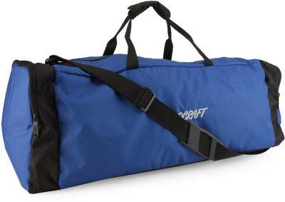Wildcraft Power Blue Duffel Bag - Adventurzz.com