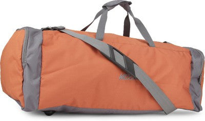 Wildcraft Power Orange Duffel Bag - Adventurzz.com