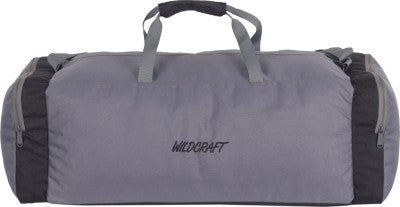 Wildcraft Power Grey Duffel Bag - Adventurzz.com