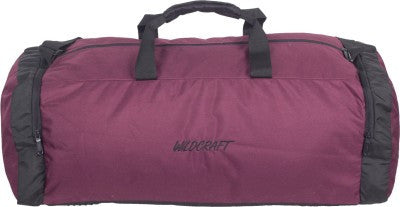 Wildcraft Power Burgendy Duffel Bag - Adventurzz.com