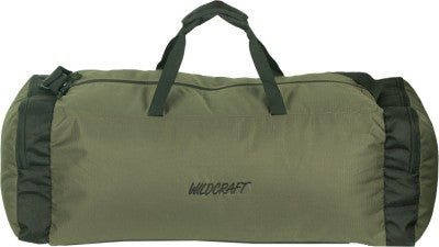 Wildcraft Power Green Duffel Bag - Adventurzz.com