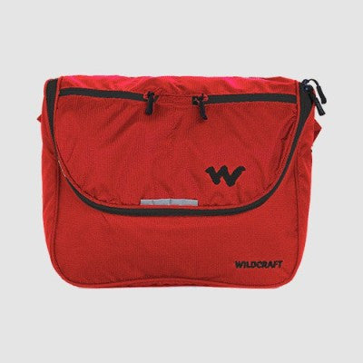 Wildcraft Pras Mini Red Messanger Bag - Adventurzz.com