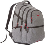 Wildcraft Milenge 08 Black Backpack - Adventurzz.com