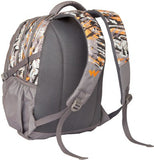 Wildcraft Camo 4 Orange Backpack - Adventurzz.com
