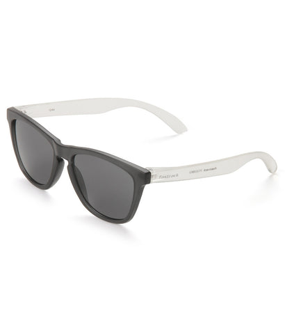 Fastrack PC003BK3 Gray Wayfarer Sunglasses - adventurzz - 1