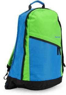 Fastrack AC025NGR01 Green Laptop Backpack - adventurzz - 1