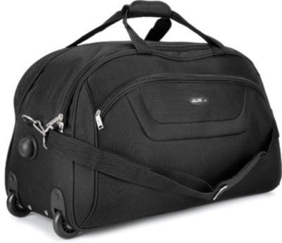 Alfa Cactus Black Duffel Bag - Adventurzz.com