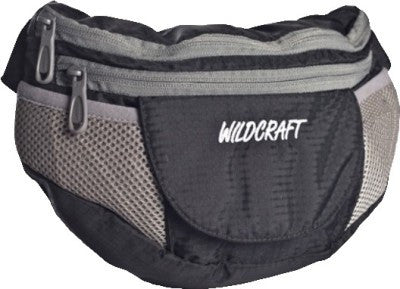 Wildcraft Holster Black Waist Pouch - Adventurzz.com